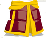 Shogun's Leg Guards