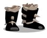 Shadow Barbarian Boots