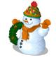 Frost Fayre Snowman
