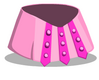 Blush Gladiator Skirt
