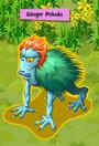 Ginger Peluda (character)