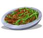 Chinese Scallion Lamb