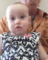 6 months old Kylee