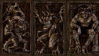 Serpent Riders portrait art