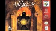 Hexen Soundtrack - Guardian of Ice (N64)