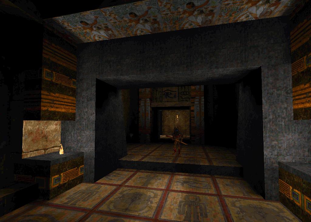 Ancient Temple of Nefertum