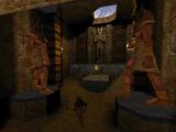 Pyramid of Anubis