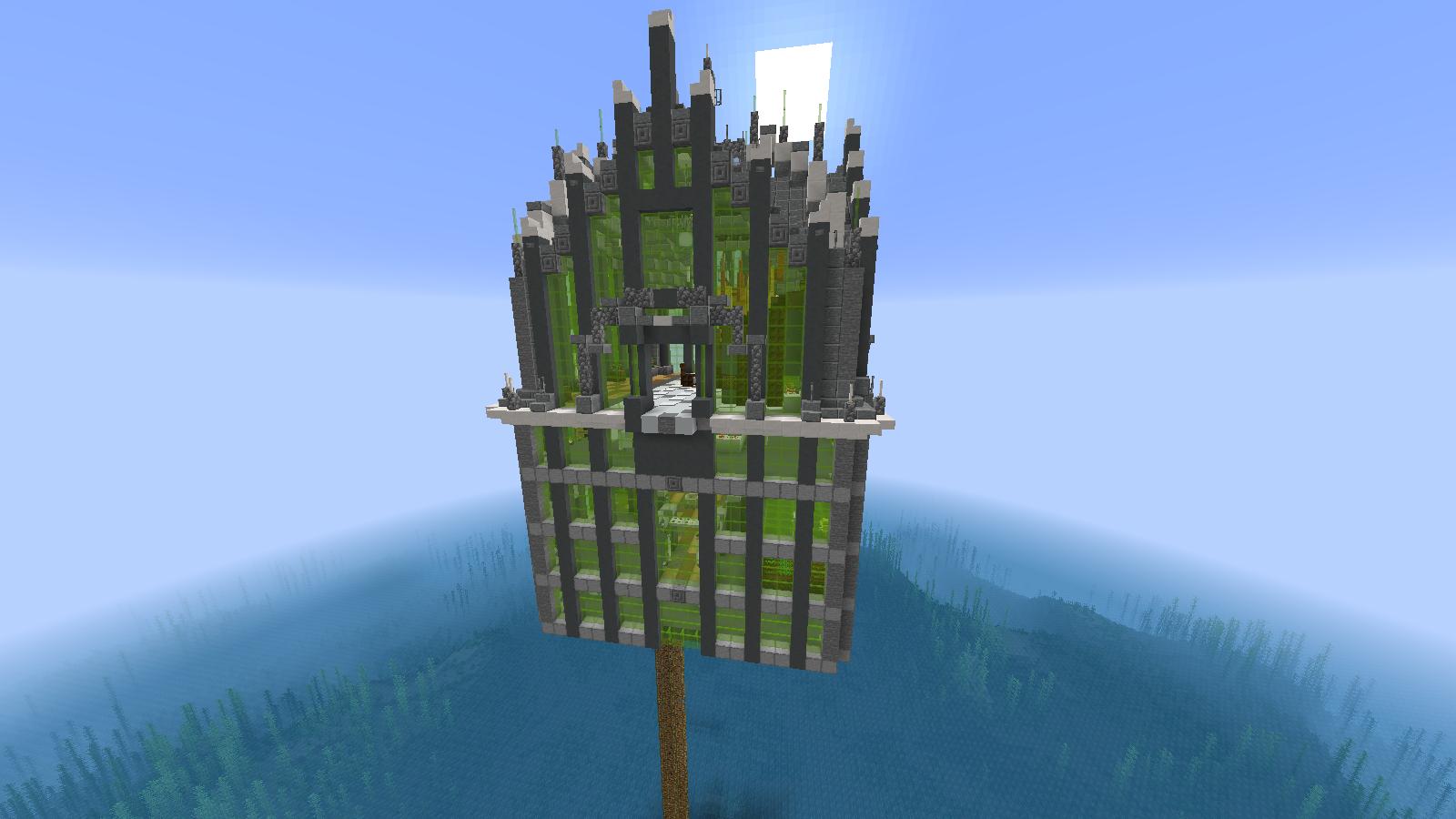 Testificate Tower