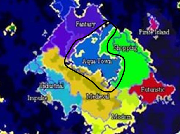 Aqua Town