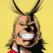All Might Anime Portal