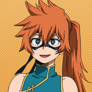 Itsuka Kendo Anime Portrait