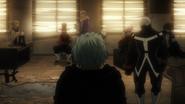 Spotkanie Ligi Złoczyńców