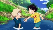 Izuku chce pomóc Bakugo