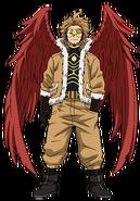 Hawks Anime