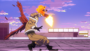 Endeavor and Hawks back off