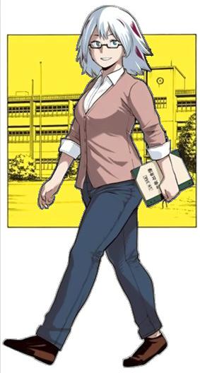 Fuyumi Todoroki