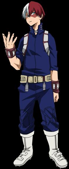 Shoto Todoroki