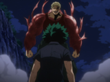Izuku Midoriya kontra Muscular