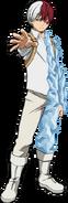 Pierwszy kostium Shoto