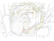 Hawks Original Animation Frame 3