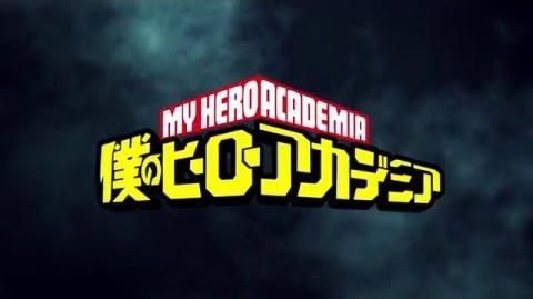 アニメ『僕のヒーローアカデミア』PV第6弾