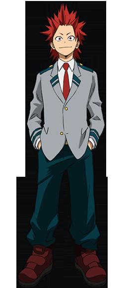 Eijiro Kirishima