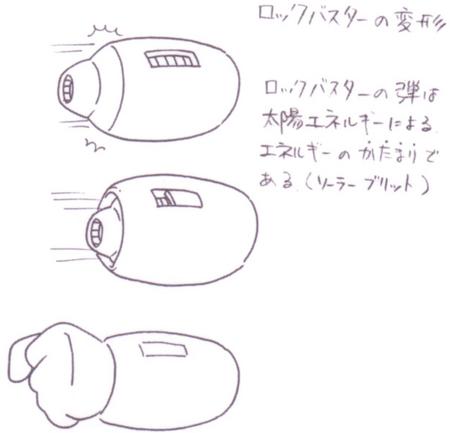 Mega Buster Concept