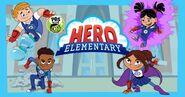 Hero Elementary Twitter Banner
