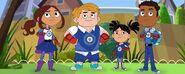 Hero Elementary Friends