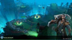 HeroDefense Screenshot 01