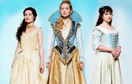Anne, Milady and Constance