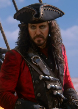 Blackbeard Once Upon A Time Heroes And Villains Wiki Fandom