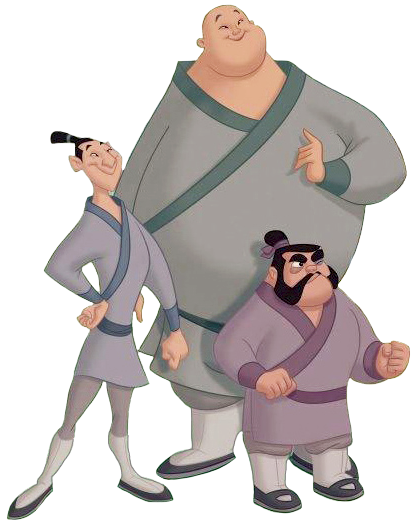 Yao Ling And Chien Po Heroes And Villians Wiki Fandom