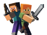 Héros de Minecraft