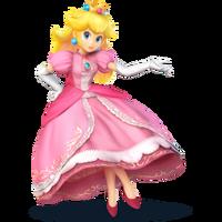 Peach dans Super Smash Bros. 4