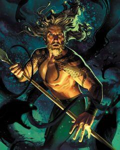 Aquaman Vol 8 48 Textless Variant