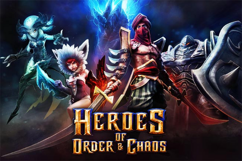 Heroes of Order and Chaos Original Wiki