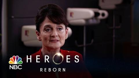 Heroes Reborn - Inside the Eclipse Episode 7 June 13th, Part 1