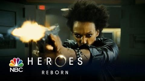 Heroes Reborn - Bloodbath in Chicago (Episode Highlight)