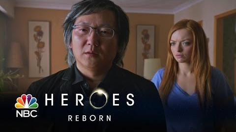 Heroes Reborn - Ahead His Past Is the Future (Preview)