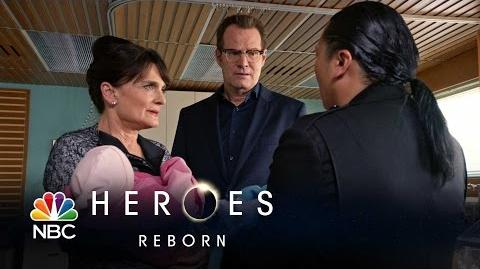 Heroes Reborn - Save the Cheerleader's Kids, Save the World (Episode Highlight)