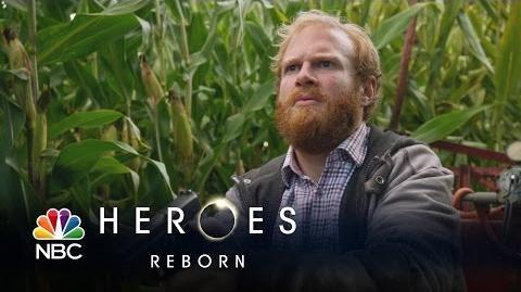 Heroes Reborn - Cornered in a Cornfield (Sneak Peek)