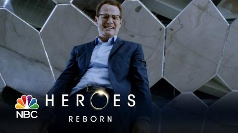 Heroes Reborn - Death of an Old Friend (Episode Highlight)