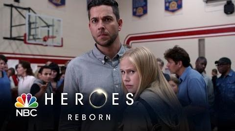 Heroes Reborn - Show of Force (Episode Highlight)