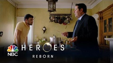 Heroes Reborn - The Sunstone Director (Episode Highlight)