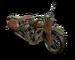 Motorcycle 42WLA (Lend-Lease)