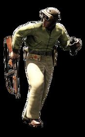 US Tank Crewman