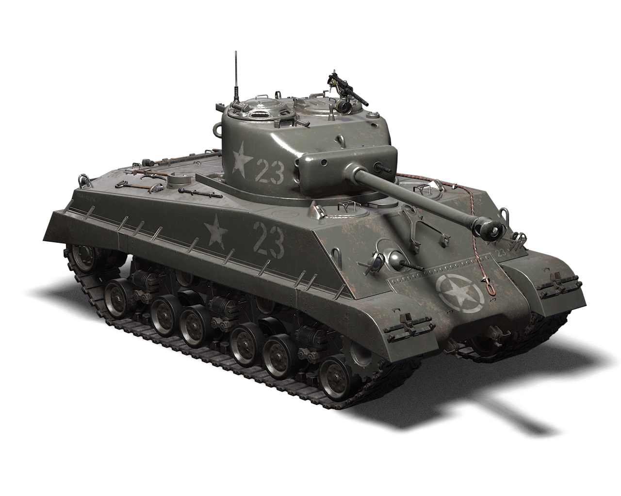What Does M Mean >> M4A3E8 Sherman - Official Heroes & Generals Wiki