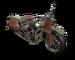 Motorcycle 42WLA