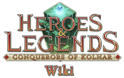 Heroes and Legends Wiki